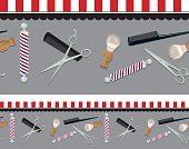 Scissors,Comb,Vector,Seamless,Pattern,Backgrounds,Ilustration,Shaving Brush,Textile Pattern,Hairstyle,Barber,Hairdresser,Beautician,Striped Pole,Store,Human Hair,ting,Fabric Swatch,Color Image,Repetition,Clip Art