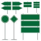 Cut Out,Square,Direction,Sign,Directional Sign,Symbol,Illustration,Blank Expression
