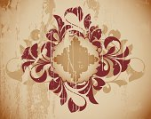Backgrounds,Vector,Paint,Antique,Old,Flower,Decoration,Banner,Frame,Fashion,Pattern,Leaf,Paintings,Spray,Scroll Shape,Growth,Floral Pattern,Ornate,Curve,Shape,Style,Swirl,Textured,Illustrations And Vector Art,Computer Graphic,Image,Art,Plan,Decor,Plant,Painted Image,Vector Florals,Elegance,Old-fashioned,Imagination,Springtime,Composition,Creativity,Space,Digitally Generated Image,Abstract,Stained,No People,Ilustration,Vector Backgrounds,Vector Icons,Design Element,Brown,Inspiration,Design