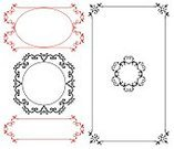 Art Deco,Frame,Line Art,Corner Marking,Ornate,flourishes,Curve,Decoration,Swirl,Ilustration,Computer Graphic,Vector Florals,Vector,Illustrations And Vector Art,Vector Ornaments,Clip Art,Design Element,Elegance,Creativity