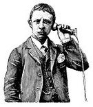 Engraving,Invention,Engraved Image,Telephone,Innovation,Old-fashioned,Men,Antique,Inventor,Image Created 19th Century,Ilustration,Communication,Discussion,Talking,Calling,On The Phone,Line Art,Telephone Receiver,Black And White,Isolated,Global Communications,Cut Out,One Person,Receiver,Appliance,White,White Background,Image,Telecommunications Equipment,Classic,Front View,Vertical,Equipment,People,Communication,Medicine And Science,Concepts And Ideas,Studio Shot,High Contrast,Close-up,Isolated On White