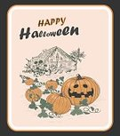 Vertical,Cute,Holiday - Event,Greeting Card,Thanksgiving,Cards,Illustration,Greeting,Mascot,Inviting,Happiness,Invitation,Space,Halloween,Pumpkin,Fun,Vector,Smiling,Holding
