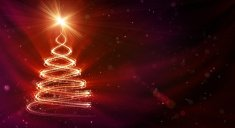 Christmas,Christmas Decoration,Backgrounds,Tree,Red,Christmas Ornament,Abstract,Holiday,Backdrop,Christmas Tree,Bright,Illuminated,Sparks,Vibrant Color,Year,Shiny,No People,Design,Lens Flare,Glowing,Horizontal,Pine Tree,Color Image,National Holiday,2010,Evergreen Tree,Particle,Sunbeam