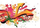 Graffiti,Arrow Symbol,Modern,Exploding,Music,Dirty,Spray,Sparse,Multi Colored,Grunge,Cool,Art,Paintings,Splattered,City Life,Paint,Sign,Vector,Design,Star Shape,Splashing,Abstract,Funky,Swirl,Bright,Sketch,Shape,Vibrant Color,Ornate,Leaf,Spotted,Curve,Ink,Ilustration,Vector Backgrounds,Drop,Arts Abstract,Arts And Entertainment,Rough,Illustrations And Vector Art,Arts Backgrounds