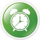 Alarm Clock,Clock,Watch,Clock Face,Symbol,Silhouette,Computer Icon,Time,Two-dimensional Shape,Wake,Vector,Bell,Shape,Sign,Isolated,Single Object,Concepts And Ideas,Minute Hand,Illustrations And Vector Art,Interface Icons,One Person,Vector Icons,White,Reflection,Design Element,Objects/Equipment,Time