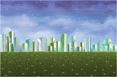 Green Color,City,Built Structure,Cityscape,Building Exterior,Urban Scene,Environmental Conservation,Environment,Town,Landscape,Horizon,Grass,Urban Skyline,Tall,Plain,Cloud - Sky,Meadow,Vector,Office Building,Star - Space,Scenics,Sky,Balance,Land,Grass Area,Field,Nature,Skyscraper,Flower,Architecture And Buildings,Tranquil Scene,Office Buildings,Outdoors,Landscapes,Nature,Summer,Lawn,Candid,Day,Ilustration,Backgrounds,Horizontal,Vector Cartoons,Beauty In Nature,Horizon Over Land,Clear Sky,Illustrations And Vector Art,Cloudscape,Plant,Modern