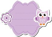 Horizontal,Baby,Animal,Cute,Illustration,Picture Frame,Young Animal,Label