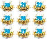 20-24 Years,25-29 Years,Horizontal,Celebration,Success,Anniversary,Sign,Graduation,Congratulating,Illustration,Certificate,People,Symbol,Illuminated,Decoration,Backgrounds,Large,Confetti,Large,Streamer,Shiny,Label,Badge,Textile