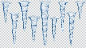 icily,Horizontal,Cold Temperature,Frozen,Outdoors,January,Christmas,Illustration,Nature,Translucent,December,Isolated,Icicle,Winter,Hanging,Transparent,Season,Snow,Water,Melting,Vector,Shiny,Frost,Group Of Objects,Ice,Blue,White Color