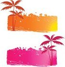 Tropical Climate,Palm Tree,Beach,Banner,Pink Color,Summer,Sunset,Grunge,Tree,Travel,Backgrounds,Computer Graphic,Silhouette,Rectangle,Swirl,Idyllic,Pattern,Vector,Design Element,Star Shape,Ilustration,Sunlight,Design,Leaf,Part Of,Climate,Floral Pattern,Illustrations And Vector Art,Development,Orange Color,Halftone Pattern,Plant,Image,Summer,Vector Backgrounds,Nature Backgrounds,Nature