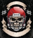Human Skull,American Football - Sport,Work Helmet,Tattoo,Football Player,Sports Helmet,Vector,Banner,Sport,Death,Black Color,Evil,Men,Placard,Dead Person,Horror,Halloween,Team Sport,Human Teeth,Danger,Spooky,Rotting,Brown,Red,Lighting Equipment,Ilustration,Illuminated,Deterioration,Terrified,Team Sports,Fear,Vector Cartoons,Warning Symbol,Power,Illustrations And Vector Art,Sports And Fitness,Concepts And Ideas,Beige,Warning Sign,Shock