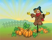Scarecrow,Harvesting,Pumpkin,Autumn,Hay,Patch,Backgrounds,Cheerful,Vector,Fun,Clothing,Green Color,Vegetable,Straw,Old,Season,Torn,Plant,Leaf,Non-Urban Scene,Landscape,Rural Scene,Sunlight,Orange Color,Morning,Outdoors,Sun,Gardens,Nature,Landscaped,Fall,Sky,Yellow,Dawn,Blue,Illustrations And Vector Art,Sunrise - Dawn,Jacket,Ripe,Hat,Nature,Vector Backgrounds,Sunbeam