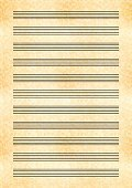 Vertical,No People,Sheet,Musical Staff,Illustration,Backgrounds,Dirty,Textured Effect,Vector,Textured,Yellow