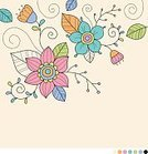 268399,Beauty Background,Pastel Flowers,Frame,Vertical,Tranquil Scene,No People,Flower,Cute,Beauty,Ornate,Illustration,Nature,Single Flower,Aubusson,Blossom,Beauty In Nature,Bouquet,Vector,Multi Colored,Clothing,Floral Pattern,Pastel Colored,Design Element