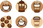 Coffee - Drink,Cup,Coffee Cup,Symbol,Cafe,Coffee Bean,Cartoon,Coffee Shop,Bean,Icon Set,Paper,Vector,Latte,Milk,Take Out Food,Coffee Maker,Ilustration,Disposable Cup,Drink,Coffee Pot,Cappuccino,Machinery,Espresso,Clip Art,Disposable,French Press,Gourmet,Steam,Heat - Temperature,Pushing,Frothy Drink,Cafe Macchiato,frappuccino,Caffeine,Simplicity,Vector Icons,Drinks,Food And Drink,Illustrations And Vector Art