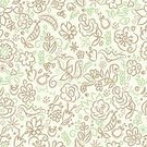 Square,No People,Ornate,Illustration,Backdrop,Decoration,Backgrounds,Pattern,Floral Pattern