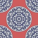 Square,Retro Styled,No People,Illustration,Mandala,Backgrounds,East Asian Culture,Design,Pattern
