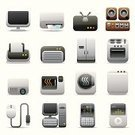 Symbol,Refrigerator,Computer Icon,Air Conditioner,Washing Machine,Icon Set,Telephone,Internet,PC,Microwave,Major Household Appliance,Electrical Equipment,Dishwasher,Television Set,Computer,Desktop PC,DVD Player,Projection Equipment,MP3 Player,Computer Printer,Liquid-Crystal Display,Web Page,Smooth,Stereo,Interface Icons,Computer Mouse,Industry,Retail/Service Industry,Household Objects/Equipment,Objects/Equipment,Illustrations And Vector Art,Vector Icons