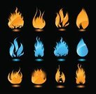 Natural Gas,Flame,Symbol,Blue,Fire - Natural Phenomenon,Computer Icon,Vector,Black Color,Backgrounds,Orange Color,Fireball,Set,Igniting,Heat - Temperature,Abstract,Black Background,Glowing,Ilustration,Equipment,Yellow,Concepts,Shiny,Color Image,Group of Objects,Collection,Vibrant Color,Bright,Burning,Design,Reflection,Light - Natural Phenomenon,Ligniting,Nature Symbols/Metaphors,Illustrations And Vector Art,Vector Icons,Concepts And Ideas,Design Element,Power,Nature