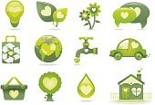 Environment,Green Color,Recycling,Earth,Symbol,Bag,Recycling Symbol,Car,House,Computer Icon,Heart Shape,Icon Set,Love,Globe - Man Made Object,Faucet,Flower,Log Cabin,Concepts,Cabin,Tree,Environmental Conservation,Leaf,Van - Vehicle,Cottage,Shopping Basket,Drop,Mini Van,Delivery Van,Light Bulb,Speech Bubble,Vector Icons,Modern Life,Illustrations And Vector Art,Concepts And Ideas