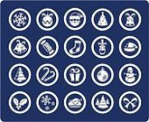Christmas,Symbol,Icon Set,Bell,Santa Claus,Holiday,jingle,Gift,Turkey,Snowman,Christmas Tree,Candy,Chocolate,Vector,Box - Container,Christmas Stocking,Snowflake,Celebration,Sock,Cap,Blue,Chocolate Candy,Circle,Ilustration,Group of Objects,Ribbon,Snow,No People,Large Group of Objects,Horizontal,Bottle,Champagne,christmas vector,Creativity,Time,Color Image,Illustrations And Vector Art,winter xmas,vector icon,vector icons,Concepts And Ideas