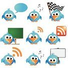 Bird,Cartoon,Humor,Young Bird,Teacher,Animal Eye,Blue,Vector,Cute,Birdsong,Motorsport,Flag,Checkered Flag,Orange Color,Musical Note,Music,Image,Wing,School Children,Icon Set,Group of Objects,Blackboard,Feather,Clip Art,Computer Graphic,Color Image,Collection,Man Made Object,Beak,Rss Feed,Speech Bubble,Schoolboy,Square,Animals And Pets,Illustrations And Vector Art,No People,Shield,Art Product,Vector Icons,biddy,Communications Technology,Large Group of Objects,Arrangement,Birds,Technology,Art and Craft Product,Copy Space