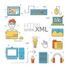 Adult,xhtml,Debug,Debugging,Coder,Square,Cut Out,Men,Coffee - Drink,Personal Organizer,Using Laptop,Computer Software,Html,Search Engine,Headphones,Document,Design Professional,Computer Programmer,Extensible Markup Language,Web Browser,Illustration,Computer Icon,Symbol,Human Body Part,Technology,Laptop,Light Bulb,Computer Hacker,Wireless Technology,Nerd,Human Hand,Coding,Desk,Web Page,Vector,Computer,Computer Language,Computer Mouse,Occupation,Portfolio