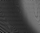 Striped,In A Row,Backgrounds,Black Color,White,Abstract,Pattern,Design,Curve,Computer Graphic,Wave Pattern,Gray,Fractal,Grid,Modern,Sparse,Simplicity,Arts Abstract,Arts Backgrounds,Modern Life,Arts And Entertainment,Concepts And Ideas