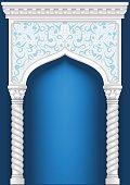 Vertical,East,Luxury,Asia,No People,Flower,Mosaic,Craft,Art And Craft,Greeting Card,Wallpaper,Placard,Facade,Islam,Entrance,Illustration,Mosque,Inviting,Cultures,Invitation,History,Book Cover,Architectural Column,Menu,Vector,Architecture,Floral Pattern