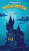 Vertical,Evil,Spooky,No People,Background,Illustration,Image,October,Night,Backgrounds,Halloween,Cemetery,Tree,Vector