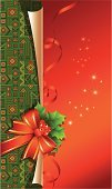 Christmas,Holiday,Frame,Backgrounds,Holly,Invitation,Art,Green Color,Symbol,Decoration,Red,Ribbon,Ribbon,Winter,Christmas Ornament,Abstract,Vector,Star Shape,Placard,Pattern,Bow,Textile,Celebration,Decor,Design,Bow,Berry,Ornate,Ilustration,Computer Graphic,Scroll,Christmas Decoration,Evergreen Tree,Season,Christmas,Holidays And Celebrations,Illustrations And Vector Art,Leaf,Cultures,Scroll Shape,Vector Backgrounds,Image,December,Shape,Berry Fruit