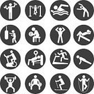 Adult,60983,Horizontal,Defeat,Loss,Men,Silhouette,Computer Graphics,People,Equipment,Symbol,Sign,Lifestyles,Sport,Indoors,Human Body Part,Ball,Weights,Boxing - Sport,Jogging,Cycling,Running,Kicking,Dumbbell,Gym,Bench,Barbell,Healthy Lifestyle,Exercising,Computer Graphic,Kickboxing,Treadmill,Sandbag,Illustration,Cartoon,Sports Training,Dieting,Athlete,Skipping,Strength Training,Vector,The Human Body,Sportsperson,Sitting