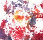 Horizontal,Abstract,No People,Wrinkled,Illustration,Crumpled Paper,Multi Colored,Crumpled,Colors