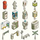 Isometric,Vending Machine,ATM,Station,Bus Stop,Map,Symbol,City,distributor,Computer Icon,Street,People,Fire Hydrant,Sign,Road,Road Sign,Gasoline,Selling,Street Light,Bench,Pay Phone,Currency,Fuel and Power Generation,Ticket,Mailbox,Mailbox,Shed,Sea Passage,Telephone,Oil Industry,Thoroughfare,Clock,Timer,Garbage,Fossil Fuel,Cable Car,Road Intersection,Candy,finder,Public Restroom,Data,Mail,Finance,Boundary,Cigarette,Electric Lamp,Urban Scene,Railroad Junction,Package,Information Medium,Road Bar,Illustrations And Vector Art,Business,Business Concepts,Objects/Equipment