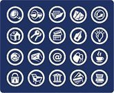 Symbol,Key,Computer Icon,House,Internet,Security,Light Bulb,E-Mail,Security System,Shopping Cart,Communication,shortcut,Lock,Web Page,Credit Card,Sign,Shopping Bag,E-commerce,File,Ideas,Magnifying Glass,Searching,Coffee Cup,Vector,Computer Printer,Mail,Computer Network,Pen,Ilustration,Letter,Envelope,Group of Objects,vector icons,Communication,Business Concepts,vector icon,Concepts And Ideas,Business,Illustrations And Vector Art