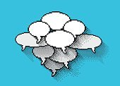 pixel art,61883,pixel-art,Pixelated,Horizontal,Abstract,Contemplation,Computer Graphics,Speech,Sign,Template,Illustration,Shape,Symbol,Outline,Computer Graphic,Space,Decoration,Backgrounds,Fun,Vector,Discussion,Shiny,Emotion,Talking,Spotted