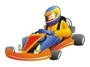 Go-cart,Go-Carting,Motorsport,Sport,Vector,Recreational Pursuit,Professional Sport,Driving,Ilustration,Enjoyment,One Person,Multi Colored,Sports And Fitness,Jumpsuit,People,Actions,Competition,Sports Helmet,Leisure Activity,One Young Man Only,Male