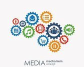 Horizontal,Abstract,Complexity,Strategy,No People,Background,Equipment,Illustration,Big Data,Machine Part,Gear,Infographic,Business Finance and Industry,Technology,Backgrounds,Business,Marketing,Business Strategy,Vector