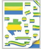 Navigation Icon,Vertical,Freedom,Independence,Celebration,Gabon,No People,Square,Event,Symbol,Sign,Shiny,Travel Destinations,Flag,Coat Of Arms,Map,Label,National Flag,Sphere,Circle,National Landmark,Curve,Placard,Computer Icon,Award Ribbon,Election,Shield,Illustration,Flat,Cartoon,Vector,Government,Collection,Travel,Cartography,Banner - Sign,Holiday - Event,Politics and Government,Cartography,Icon Set,Banner,Vacations,Badge