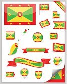 Navigation Icon,Vertical,Freedom,Independence,Celebration,Grenada,No People,Square,Event,Symbol,Sign,Shiny,Travel Destinations,Flag,Coat Of Arms,Map,Label,National Flag,Sphere,Circle,National Landmark,Curve,Placard,Computer Icon,Award Ribbon,Election,Shield,Illustration,Flat,Cartoon,Vector,Government,Collection,Travel,Cartography,Banner - Sign,Holiday - Event,Politics and Government,Cartography,Icon Set,Banner,Vacations,Badge