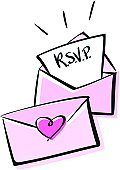rsvp,Wedding Invitation,Invitation,Envelope,Elegance,Cartoon,Clip Art,Drawing - Art Product,Pink Color,Vector,Cute,Ilustration,Objects/Equipment,Isolated-Background Objects,Vector Cartoons,Household Objects/Equipment,Isolated Objects,Style,Funky,Pencil Drawing,Heart Shape,Hand-drawn,Illustrations And Vector Art