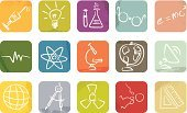 Science,Symbol,Computer Icon,Icon Set,Healthcare And Medicine,Research,Sketch,Physics,Vector,Chalk Drawing,Pulse Trace,Chemistry,Eyeglasses,Microscope,Globe - Man Made Object,Chemical,Multi Colored,Ideas,Test Tube,Human Sperm,Computer Graphic,Design Element,Pastel Colored,Pencil Drawing,Outline,No People,Ruler,Digitally Generated Image,Electric Lamp,Geometry,Radioactive Warning Symbol,Drawing Compass,Syringe,Particle,Satellite Dish,Sphere