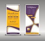 Roll-up,editable,Horizontal,Image,Communication,Data,Business,Text,Advertisement,Design,Moving Up,Backgrounds,Placard,Printout,Poster,Exhibition,Illustration,Template,Publication,Vector,Geometric Shape,Background,Business Finance and Industry,Front View,Standing,Multi Colored