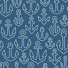 268299,Square,Abstract,Simplicity,Doodle,Sea,Cartoon,Anchor - Vessel Part,1187,Illustration,Outline,Seamless Pattern,Navy,Backgrounds,Young at Heart,Vector,Blue,Pattern,White Color,Dark