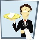 Waiter,Butler,Bill,Tray,Restaurant,Tip,High Society,Receipt,Paying,Crockery,Sommelier,Holding,Service,Humor,Vector,Job - Religious Figure,Carrying,Cartoon,Serving,Elegance,Fun,Men,Young Adult,Occupation,Giving,Food And Drink,Isolated On Red,Vector Cartoons,Well-dressed,People,Cafe,Restaurant Bill,Serious,Service Occupation,Silverware,Food And Drink,Keeping,Illustrations And Vector Art,Mustache,Uniform