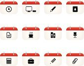 Form,Calendar,Symbol,Computer Icon,Shape,Icon Set,Personal Organizer,Computer,Office Interior,Clock,Office Chair,Coffee - Drink,Chair,Briefcase,Document,Calculator,Time,Pen,Pencil,Clip,File,Address Book,Computer Monitor,Paper Clip,Coffee Cup,Ring Binder,Collection,Vector Icons,Illustrations And Vector Art,Black And White,Business,Business Concepts