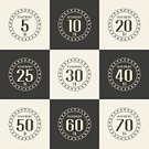 Square,Retro Styled,No People,Number 60,Anniversary,Banner,Number 20,Number 30,Number 40,Illustration,Computer Icon,Birthday,Symbol,Number 70,Banner - Sign,Number 50,Jubilee,Number 5,Number 10,Number 25