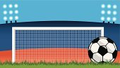 Soccer,Goal,Soccer Ball,Net - Sports Equipment,Stadium,Playing Field,Grass,Banner,Placard,Vector,Sport,Backgrounds,Ball,Sports Backgrounds,Team Sports,Sports Symbols/Metaphors,Sphere,Illustration Technique,nigth,Sports And Fitness