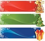Christmas,Banner,Holiday,Tree,Ribbon,Green Color,Computer Graphic,Blue,Candle,Snowflake,Clip Art,Wave Pattern,Red,Bow,Computer Icon,Winter,Vector,Snow,Bow,Christmas Tree,Gold Colored,Ilustration,Set,Yellow,Design Element,Christmas Present,Decoration,Gift Box,Collection,Curve,Design,Christmas Decoration,Pyramid,Web Banner,Star Shape,Pyramid Shape,Copy Space
