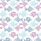 70051,Square,Repetition,Background,Animal,Ornate,Swimming,Cartoon,Contour Drawing,Illustration,Nature,Shape,Symbol,Animal Markings,Weight Scale,Wrapping Paper,Outline,Seamless Pattern,Decoration,Backgrounds,Decor,Drawing - Art Product,Fish,Blue,Pattern,White Color,Textile